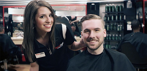 Sport Clips Haircuts of Middle River ​ stylist hair cut